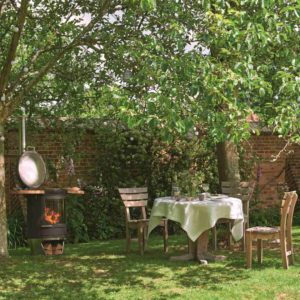 Chesney_Terrace Gourmet_Kombi_Grill_Ofen_Outdoor